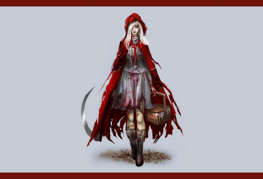 45002 red riding hood p