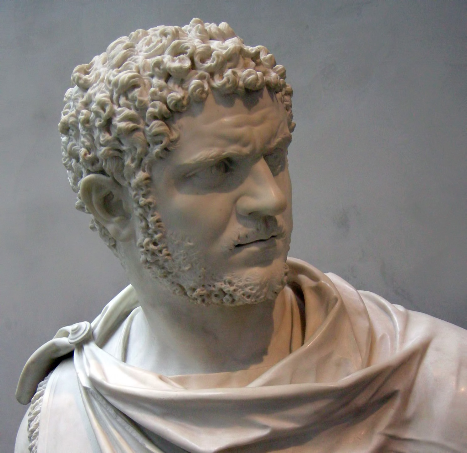 Bust of Caracalla crop