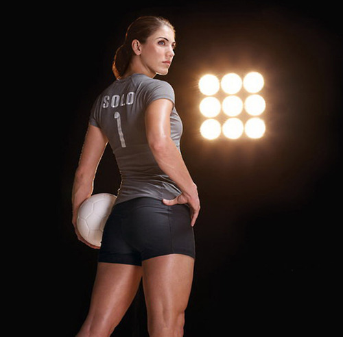 Hope Solo hot 2013 7