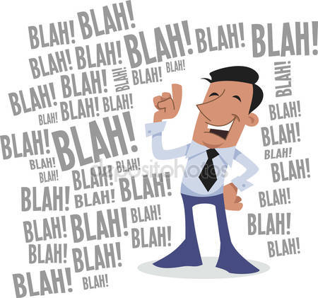 depositphotos 80664406 stock illustration blah blah blah corporate character